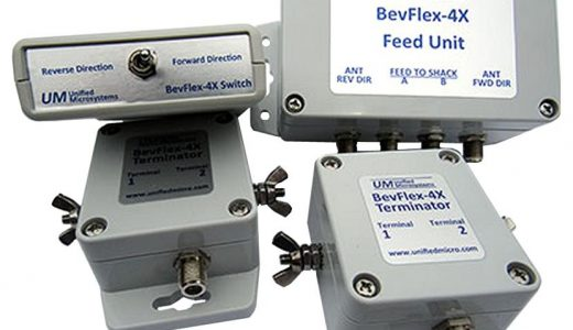 Product Profile: Unified Microsystems' BevFlex-4X Reversible Receive Antenna System Offers Big Performance for Small Spaces