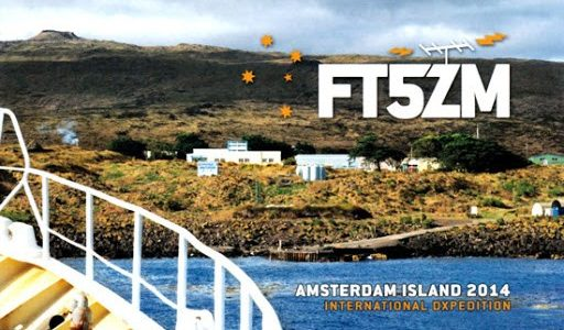 QSL Review: A Look Back at the QSL from Amsterdam Island