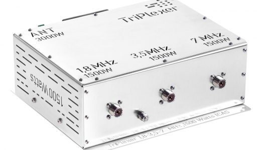 New Product Showcase: Low Band Systems HF Multiplexers and HF Transmit Band Pass Filters