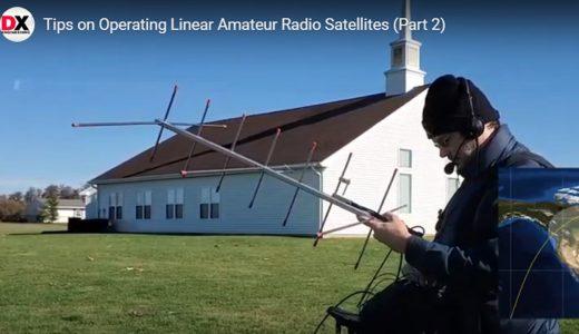 Satellite Basics (Part 4): Operating a Linear Satellite Demonstration