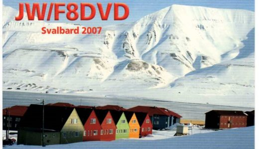 It's All in the Cards!  QSL Cards from Svalbard