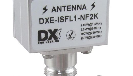 Ham Products for Effective Grounding and Lightning Protection: DX Engineering Surge Arrestors