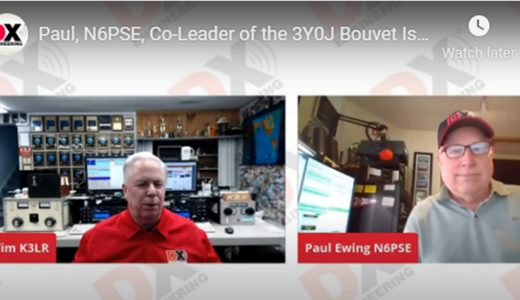 Intrepid-DX Group Begins Preparations to Activate Bouvet Island in 2023 (Video)