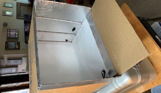 Building a Light Box for Ham Radio Photos