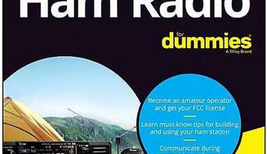New Product Spotlight: Ham Radio for Dummies 4th Edition